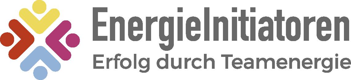 Logo EnergieIntiatoren 4 Farben